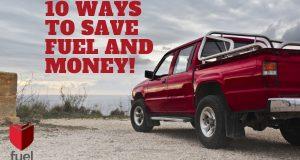 Fuelchief website - 10 ways to save fuel and money